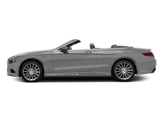 designo Magno Alanite Grey (Matte Finish) 2017 Mercedes-Benz S-Class Pictures S-Class Convertible 2D S550 V8 Turbo photos side view
