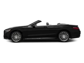 Obsidian Black Metallic 2017 Mercedes-Benz S-Class Pictures S-Class Convertible 2D S550 V8 Turbo photos side view