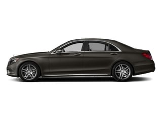 Verde Brook Metallic 2017 Mercedes-Benz S-Class Pictures S-Class Sedan 4D S550 V8 Turbo photos side view