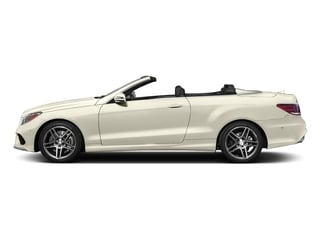 designo Diamond White Metallic 2017 Mercedes-Benz E-Class Pictures E-Class E 550 RWD Cabriolet photos side view