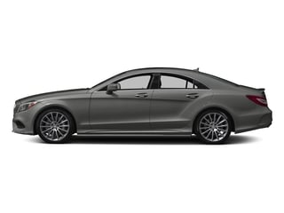 designo Magno Selenite Grey (Matte Finish) 2017 Mercedes-Benz CLS Pictures CLS CLS 550 Coupe photos side view