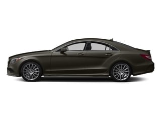 Dakota Brown Metallic 2017 Mercedes-Benz CLS Pictures CLS CLS 550 Coupe photos side view