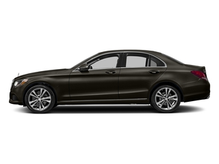 Dakota Brown Metallic 2017 Mercedes-Benz C-Class Pictures C-Class Sedan 4D C300 AWD I4 Turbo photos side view