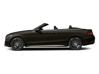 Dakota Brown Metallic 2017 Mercedes-Benz C-Class Pictures C-Class Convertible 2D C300 AWD I4 Turbo photos side view