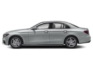Iridium Silver Metallic 2017 Mercedes-Benz E-Class Pictures E-Class Sedan 4D E300 AWD I4 Turbo photos side view