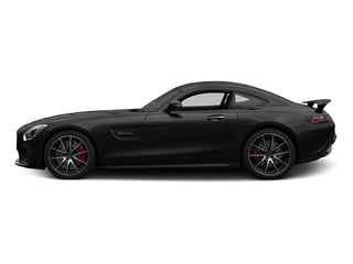 Black 2017 Mercedes-Benz AMG GT Pictures AMG GT S 2 Door Coupe photos side view