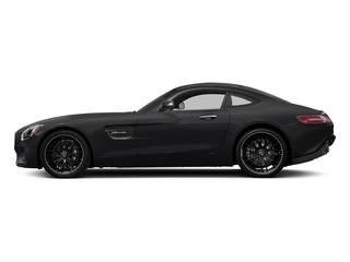 Black 2017 Mercedes-Benz AMG GT Pictures AMG GT 2 Door Coupe photos side view