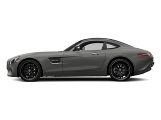 designo Magno Selenite Grey (Matte Finish) 2017 Mercedes-Benz AMG GT Pictures AMG GT 2 Door Coupe photos side view