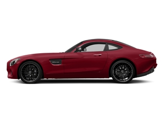 Mars Red 2017 Mercedes-Benz AMG GT Pictures AMG GT 2 Door Coupe photos side view