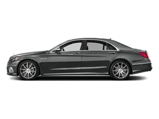 Selenite Grey Metallic 2017 Mercedes-Benz S-Class Pictures S-Class 4 Door Sedan photos side view