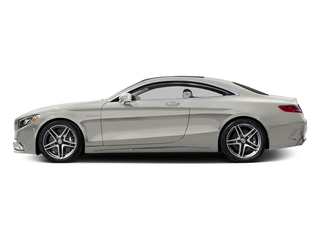 designo Magno Cashmere White (Matte Finish) 2017 Mercedes-Benz S-Class Pictures S-Class 2 Door Coupe photos side view