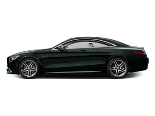 Emerald Green Metallic 2017 Mercedes-Benz S-Class Pictures S-Class 2 Door Coupe photos side view
