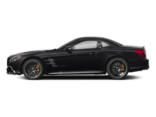 Black 2017 Mercedes-Benz SL Pictures SL AMG SL 65 Roadster photos side view