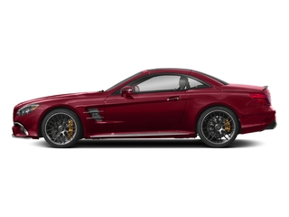 designo Cardinal Red Metallic 2017 Mercedes-Benz SL Pictures SL AMG SL 65 Roadster photos side view