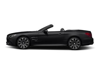 Black 2017 Mercedes-Benz SL Pictures SL Roadster 2D SL450 V6 Turbo photos side view