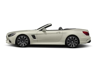 Polar White 2017 Mercedes-Benz SL Pictures SL Roadster 2D SL450 V6 Turbo photos side view