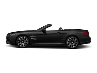 Magnetite Black Metallic 2017 Mercedes-Benz SL Pictures SL Roadster 2D SL450 V6 Turbo photos side view