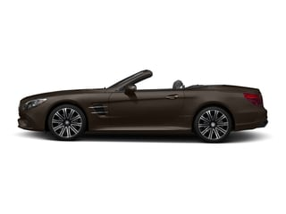 Dolomite Brown Metallic 2017 Mercedes-Benz SL Pictures SL Roadster 2D SL450 V6 Turbo photos side view