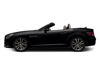 Black 2017 Mercedes-Benz SLC Pictures SLC Roadster 2D SLC300 I4 Turbo photos side view