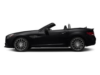 Black 2017 Mercedes-Benz SLC Pictures SLC AMG SLC 43 Roadster photos side view