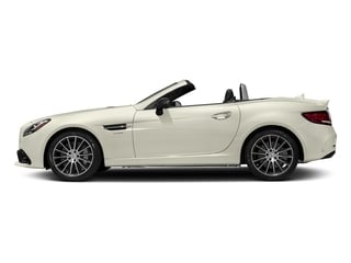 Polar White 2017 Mercedes-Benz SLC Pictures SLC AMG SLC 43 Roadster photos side view