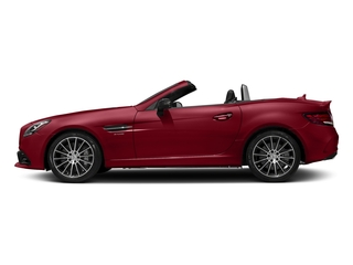 Mars Red 2017 Mercedes-Benz SLC Pictures SLC AMG SLC 43 Roadster photos side view