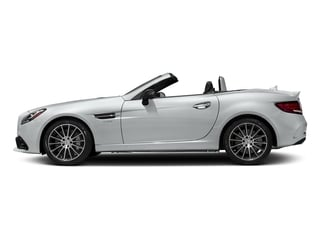 Iridium Silver Metallic 2017 Mercedes-Benz SLC Pictures SLC AMG SLC 43 Roadster photos side view