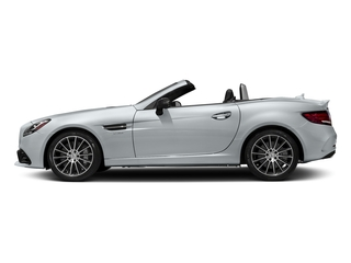 Diamond Silver Metallic 2017 Mercedes-Benz SLC Pictures SLC AMG SLC 43 Roadster photos side view