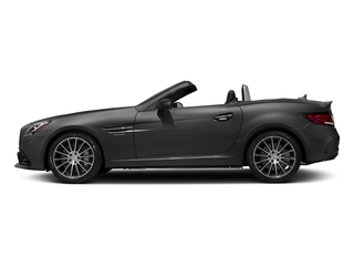Selenite Grey Metallic 2017 Mercedes-Benz SLC Pictures SLC AMG SLC 43 Roadster photos side view