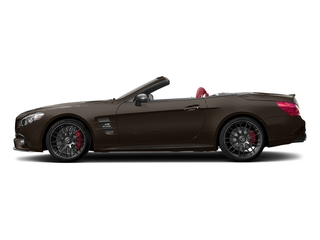 Dolomite Brown Metallic 2017 Mercedes-Benz SL Pictures SL AMG SL 63 Roadster photos side view