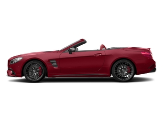 Mars Red 2017 Mercedes-Benz SL Pictures SL AMG SL 63 Roadster photos side view