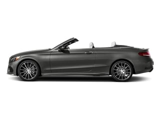 designo Selenite Grey Magno (Matte Finish) 2017 Mercedes-Benz C-Class Pictures C-Class AMG C 43 4MATIC Cabriolet photos side view