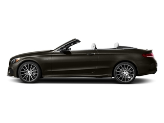 Dakota Brown Metallic 2017 Mercedes-Benz C-Class Pictures C-Class AMG C 43 4MATIC Cabriolet photos side view