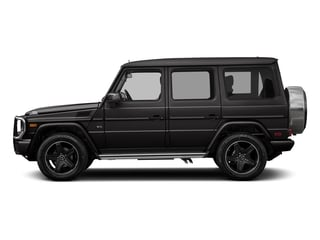 designo Mocha Black 2017 Mercedes-Benz G-Class Pictures G-Class 4 Door Utility 4Matic photos side view