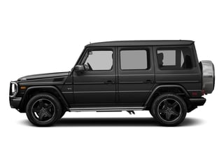 Magnetite Black Metallic 2017 Mercedes-Benz G-Class Pictures G-Class 4 Door Utility 4Matic photos side view