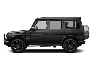 Black Opal Metallic 2017 Mercedes-Benz G-Class Pictures G-Class 4 Door Utility 4Matic photos side view
