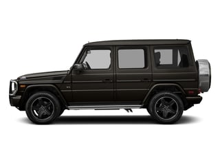 Verde Brook Metallic 2017 Mercedes-Benz G-Class Pictures G-Class 4 Door Utility 4Matic photos side view