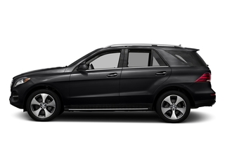 Black 2017 Mercedes-Benz GLE Pictures GLE GLE 350 4MATIC SUV photos side view