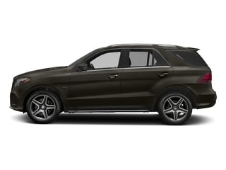 Dakota Brown Metallic 2017 Mercedes-Benz GLE Pictures GLE Utility 4D GLE550 Plug-In AWD V6 photos side view