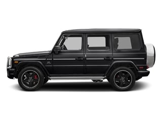Black 2017 Mercedes-Benz G-Class Pictures G-Class AMG G 63 4MATIC SUV photos side view
