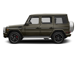 Indium Grey Metallic 2017 Mercedes-Benz G-Class Pictures G-Class AMG G 63 4MATIC SUV photos side view