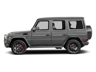 designo Allanite Grey Magno (Matte Finish) 2017 Mercedes-Benz G-Class Pictures G-Class 4 Door Utility 4Matic photos side view