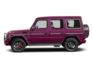 Galaticbeam 2017 Mercedes-Benz G-Class Pictures G-Class 4 Door Utility 4Matic photos side view