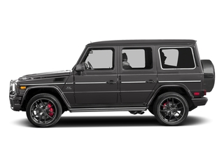 Tectite Grey Metallic 2017 Mercedes-Benz G-Class Pictures G-Class 4 Door Utility 4Matic photos side view
