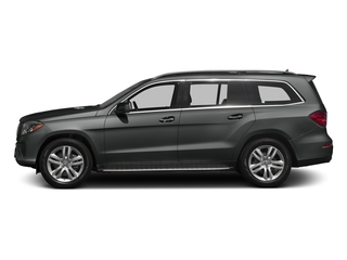 Selenite Grey 2017 Mercedes-Benz GLS Pictures GLS Utility 4D GLS450 AWD V6 Turbo photos side view