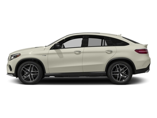 Polar White 2017 Mercedes-Benz GLE Pictures GLE Utility 4D GLE43 AMG Sport Cpoe AWD photos side view