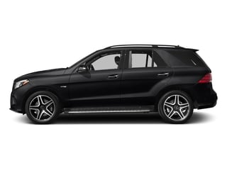 Black 2017 Mercedes-Benz GLE Pictures GLE Utility 4D GLE43 AMG AWD V6 photos side view