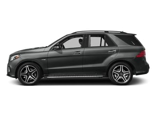 Selenite Grey Metallic 2017 Mercedes-Benz GLE Pictures GLE Utility 4D GLE43 AMG AWD V6 photos side view