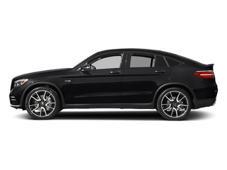 Black 2017 Mercedes-Benz GLC Pictures GLC Util 4D GLC43 AMG Sport Coupe AWD V6 photos side view