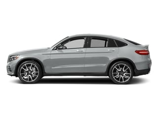 Iridium Silver Metallic 2017 Mercedes-Benz GLC Pictures GLC Util 4D GLC43 AMG Sport Coupe AWD V6 photos side view